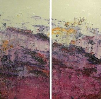 Rebecca Pierce - From Mist To Rains on the Mountains of Flowers II at CHG