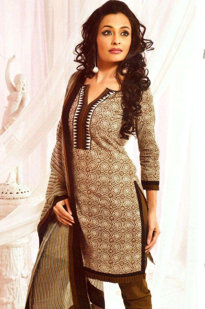 89e87fa4ba Salwar Suit Neck Designs, Churidar Designs, Neck Designs For Suits, Cotton  Salwar Kameez