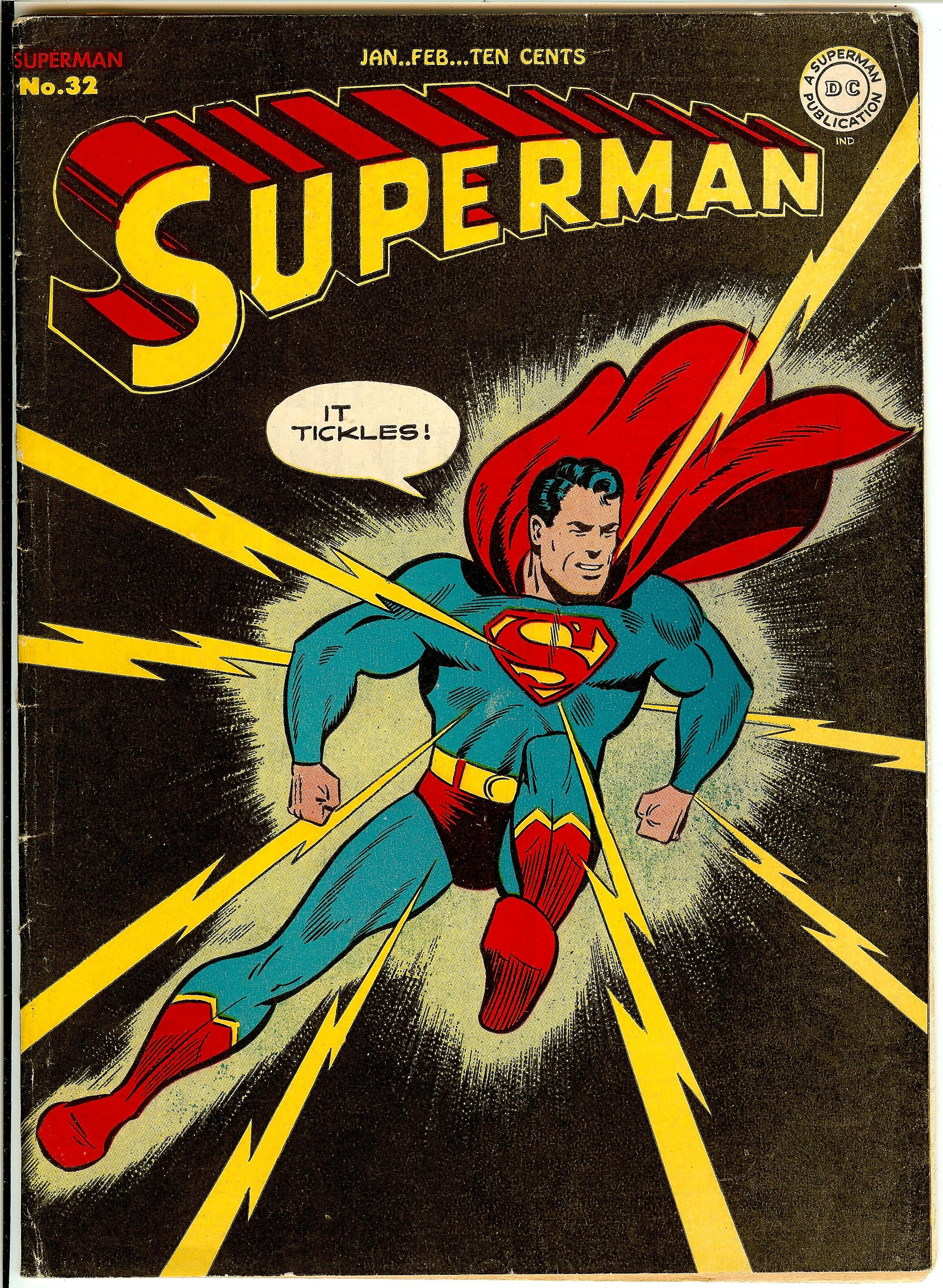 Superman Comic Book Cover Art ~ Superman man of steel dc comics vintage covers superheroes