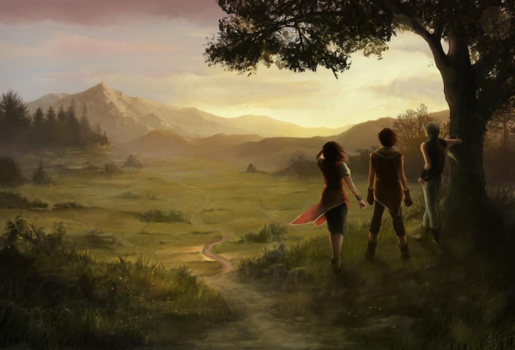 Suikoden 2 By Reddoor Suikoden Gaming Wallpapers Video Game Art