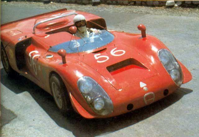 Pin di Sandro Campagna su ALFA ROMEO TIPO 33 (1967/77 ...