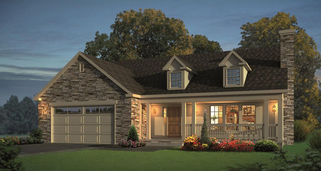 All American Homes bainbridge floorplan of generation collection - all american homes