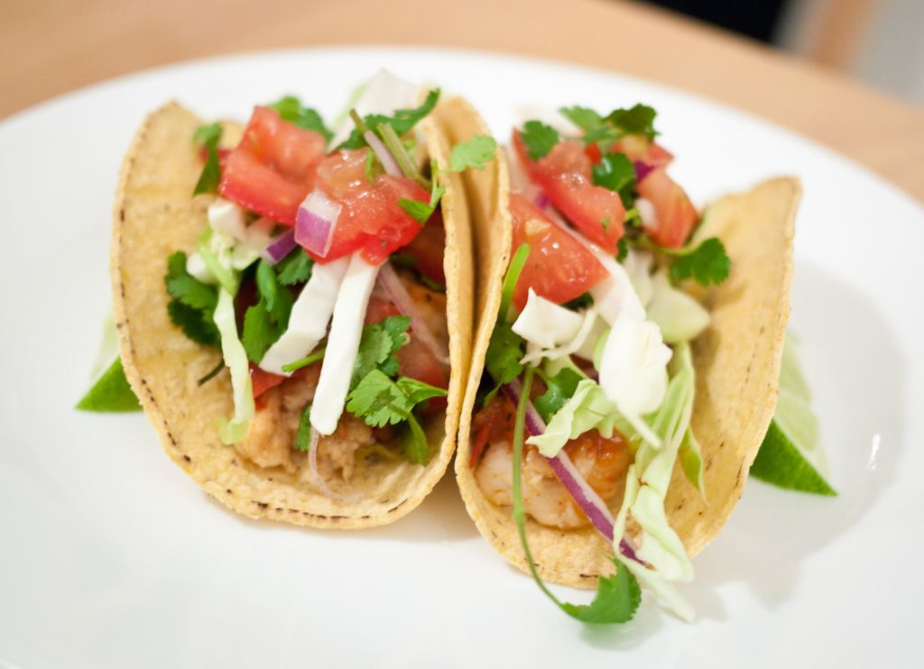Grilled Fish Tacos by Tiny Urban Kitchen