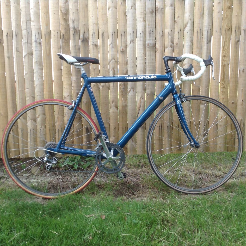 699768c8887 1989 cannondale 3.0 all aluminum frame. Fast!   Road bike   Bicycle ...