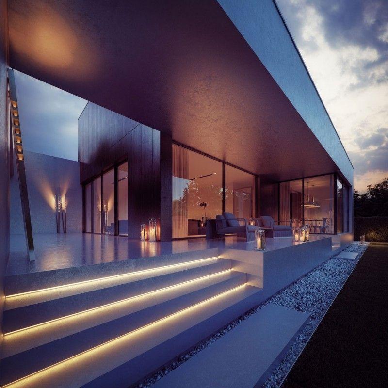 Modern home lights design