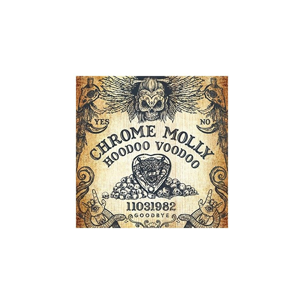 Chrome Molly - Hoodoo Voodoo (CD)