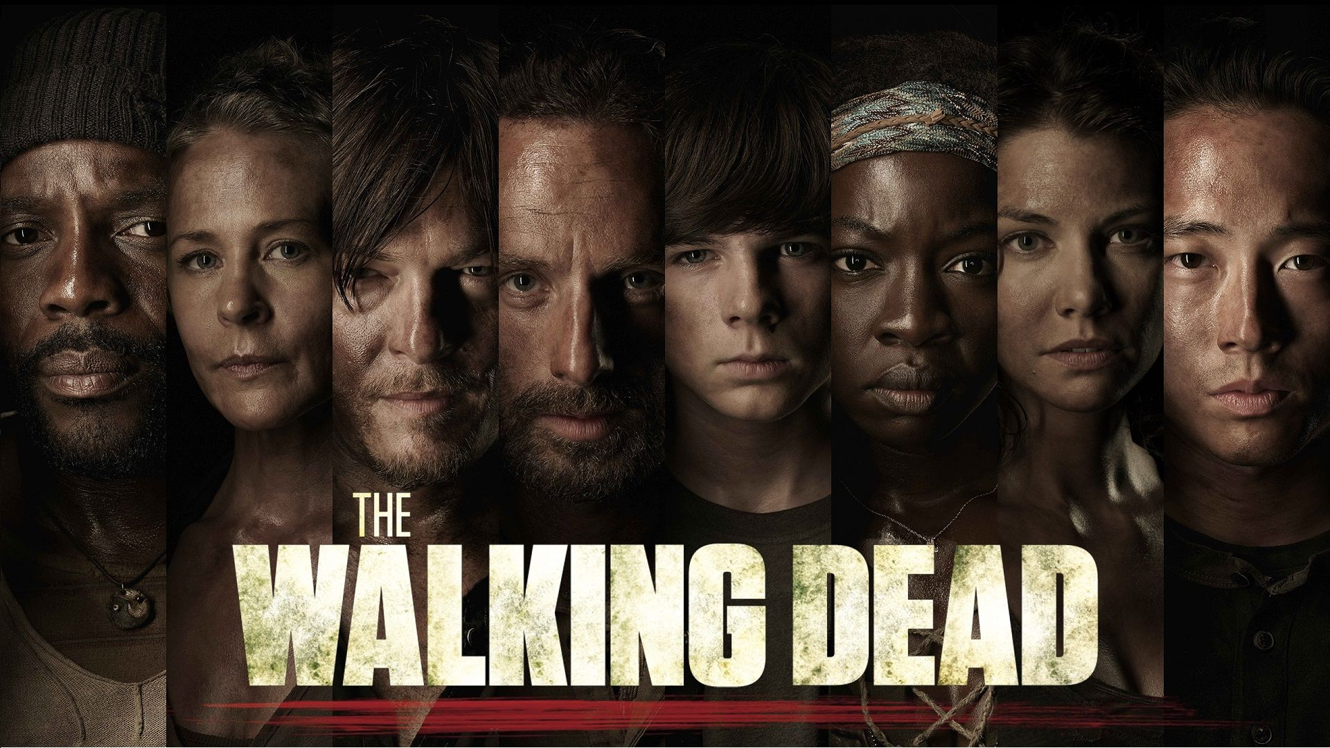 The Walking Dead Wallpaper 1920x1080 The Walking Dead Poster