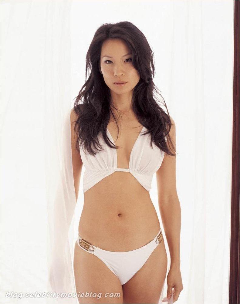 Lucy Liu Sexy Hot