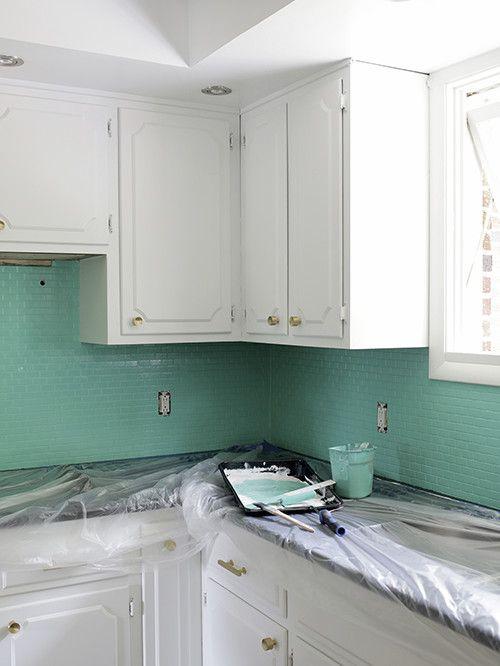 Cómo pintar azulejos (sin morir en el intento) | Ideas Pintura ...