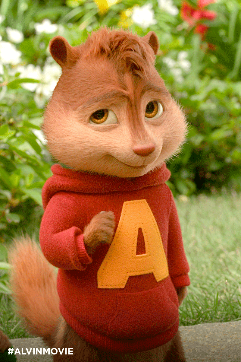 Alvin Is Up To No Good Alvin And The Chipmunks The Road Chip
