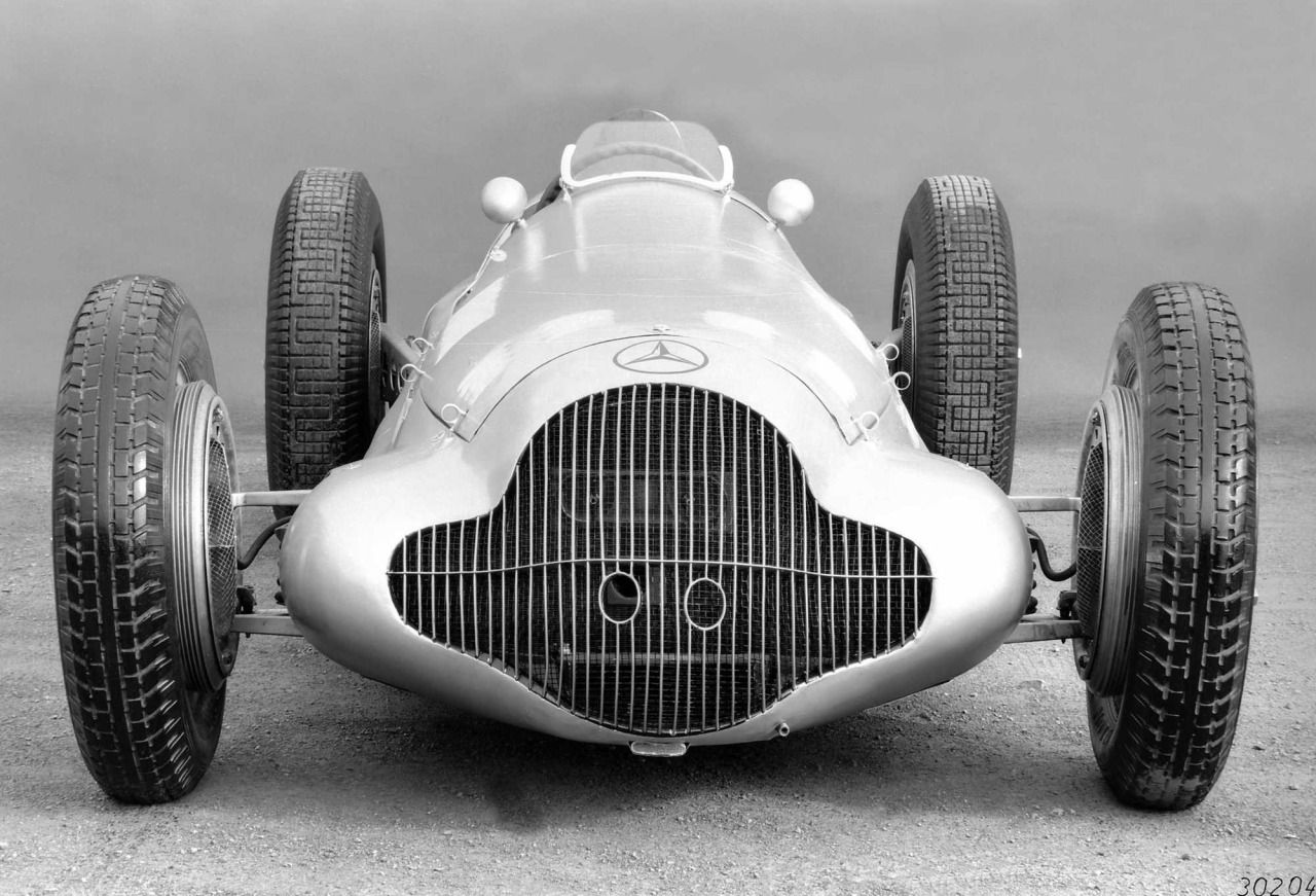 Old-style motor sports. | German drivers vintage racing ...