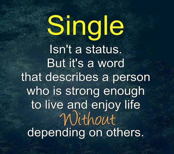 Pin On Being Single Quotes
