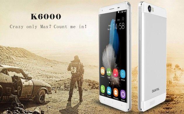 Oukitel S K6000 Smartphone Has A Massive 6 000mah Battery Https