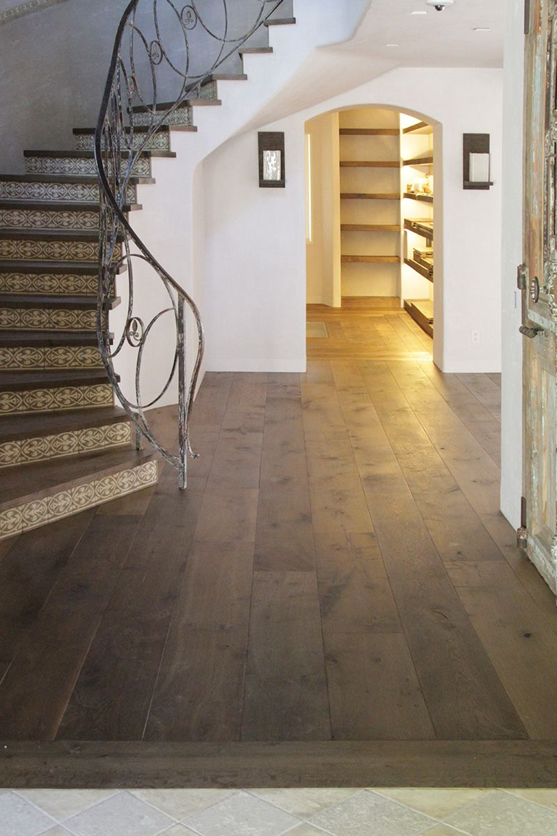 Pin By Hdi 19 On Southwest House With Images: Stairs And Floor In Manoir Collection - Flemish Gray.