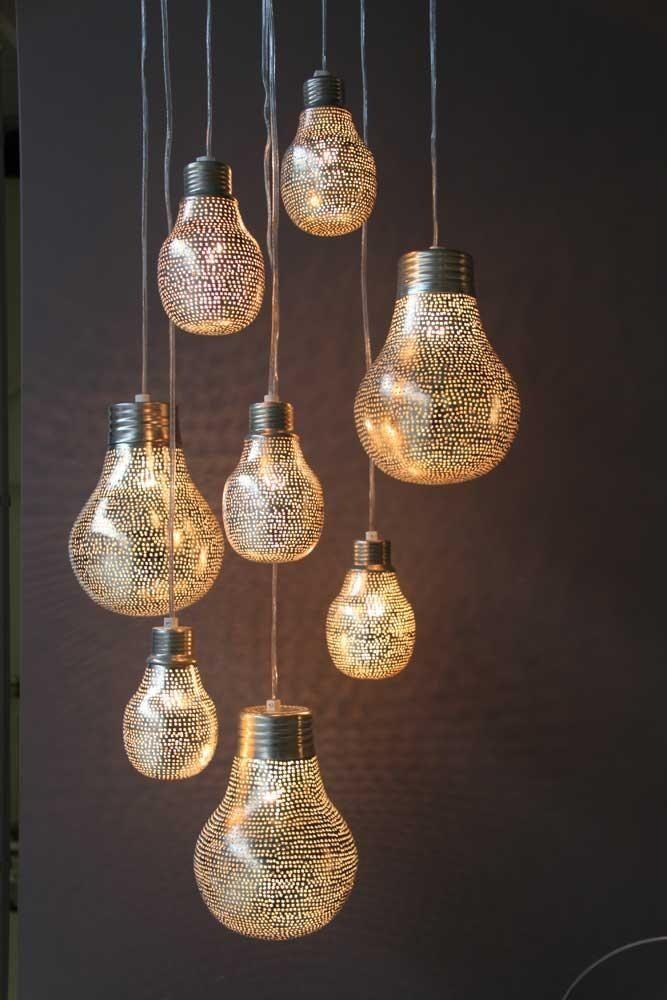 Pin By Eleanna Kapokaki On L I G H T S Light Bulb Crafts Lamp
