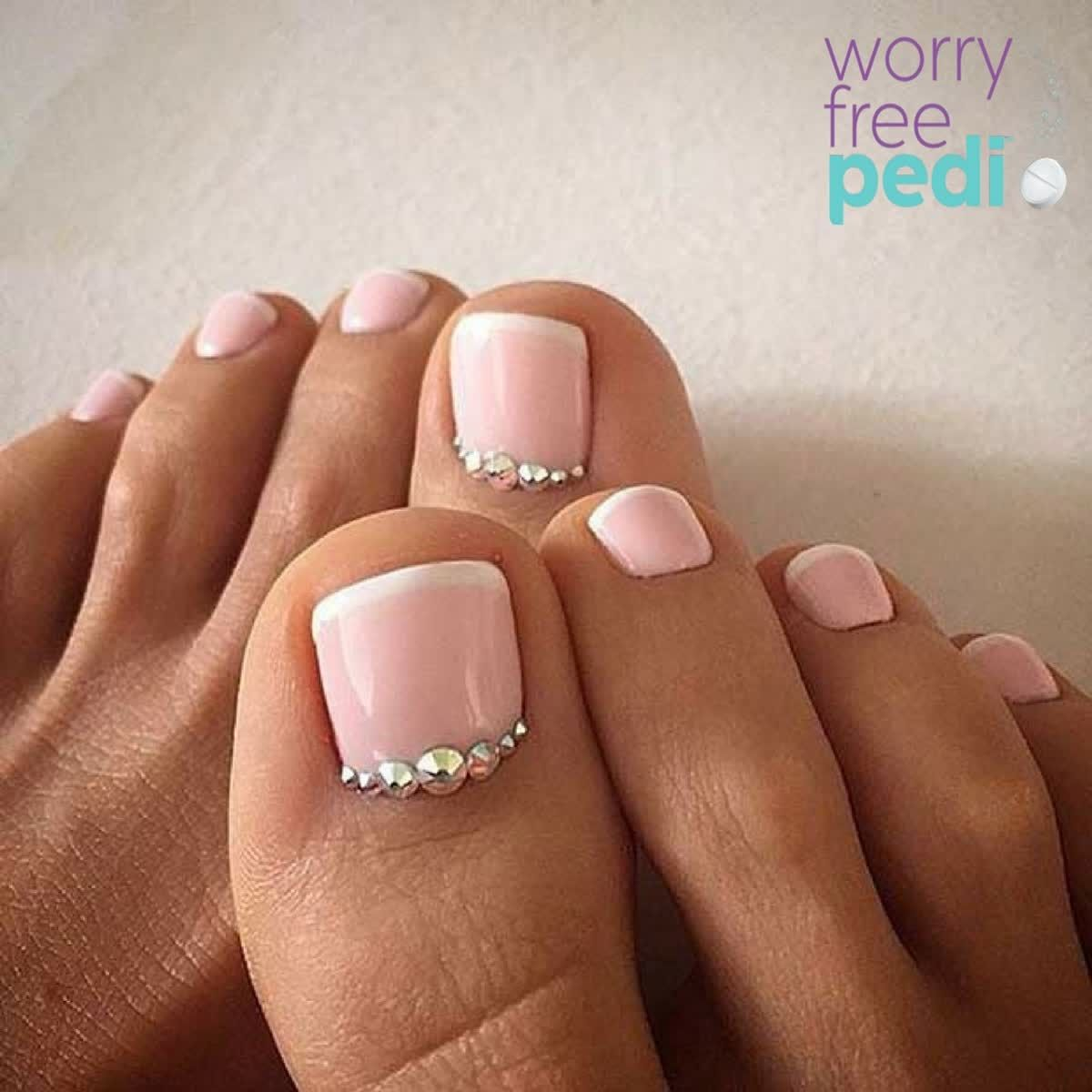 How well do you trust the cleanliness of your nail salon? Enough to ...