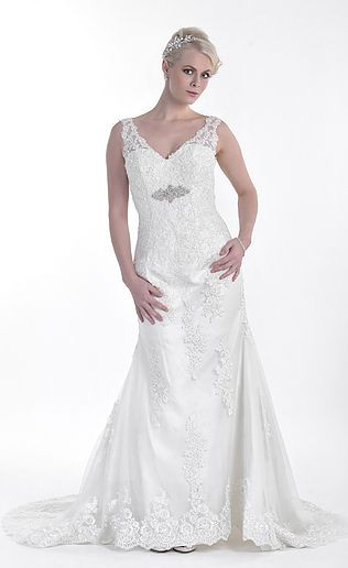 From vintage lace, to elegant classic wedding or fairytale bride ...