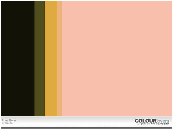 »Anne Boleyn« by rougisse auf ColourLovers  http://khnemo.wordpress.com/2011/08/07/…-von-farben-und-paletten-1/
