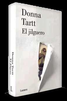 El jilguero, de Donna Tart, último premio Pulitzer ♥♥♥