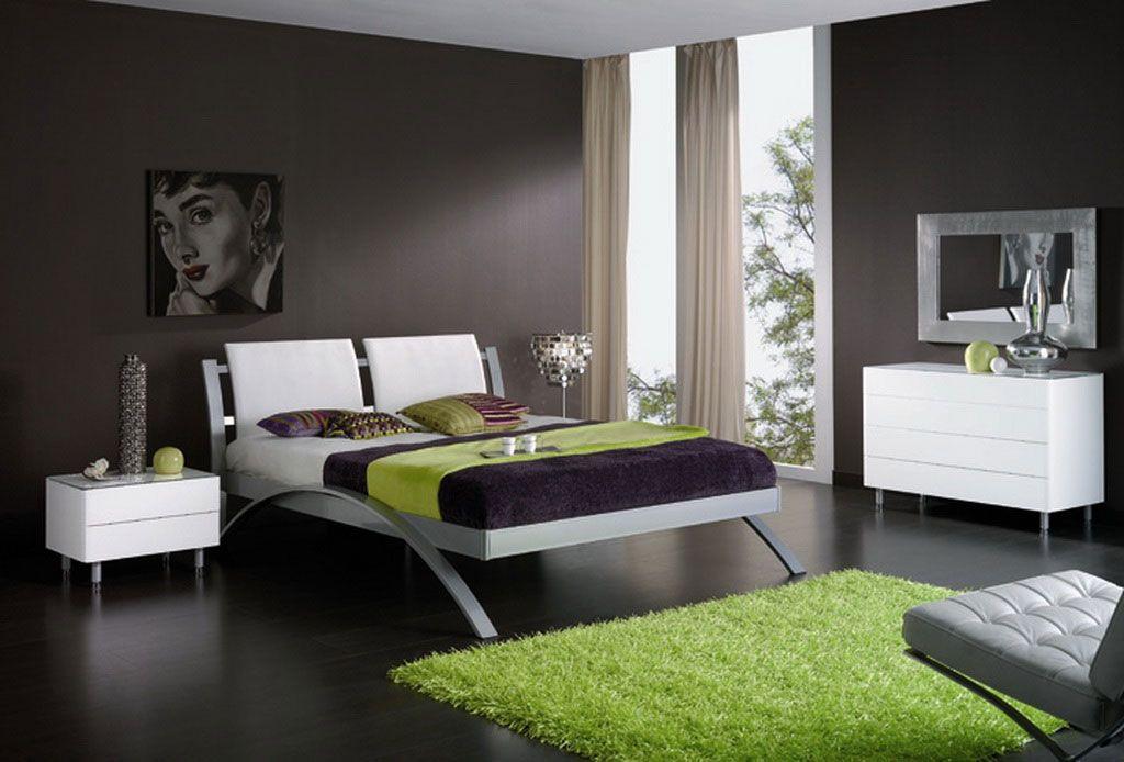 Interior Design Bedroom Inspiration Ultra Modern Bedroom Contemporary Designs #modern #bedroom #design Inspiration Design