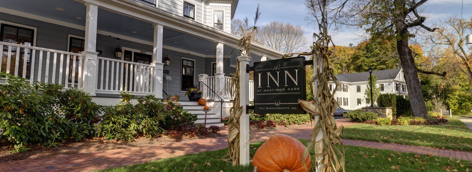 Luxury Hotel In Lexington Ma Inn At Hastings Park