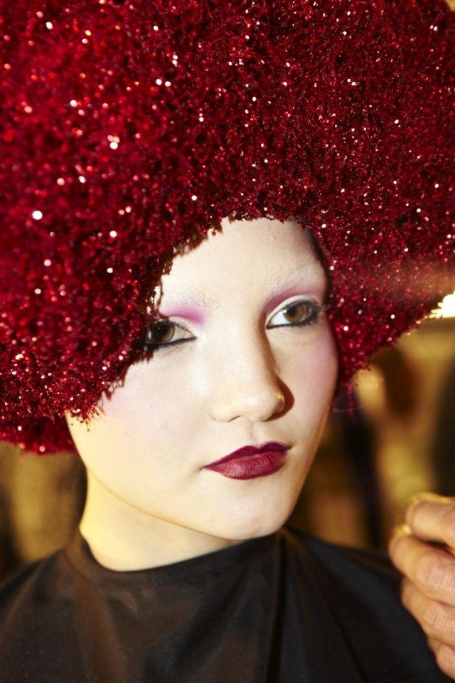 glitter wig Wigs, Glitter, Dance