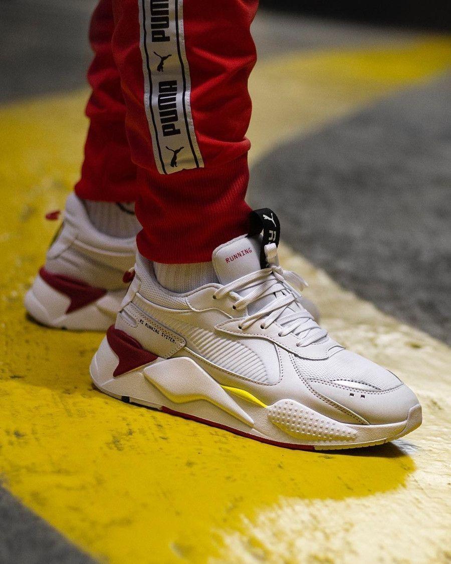 Ferrari x Puma RS-X in 2020 | Sneakers