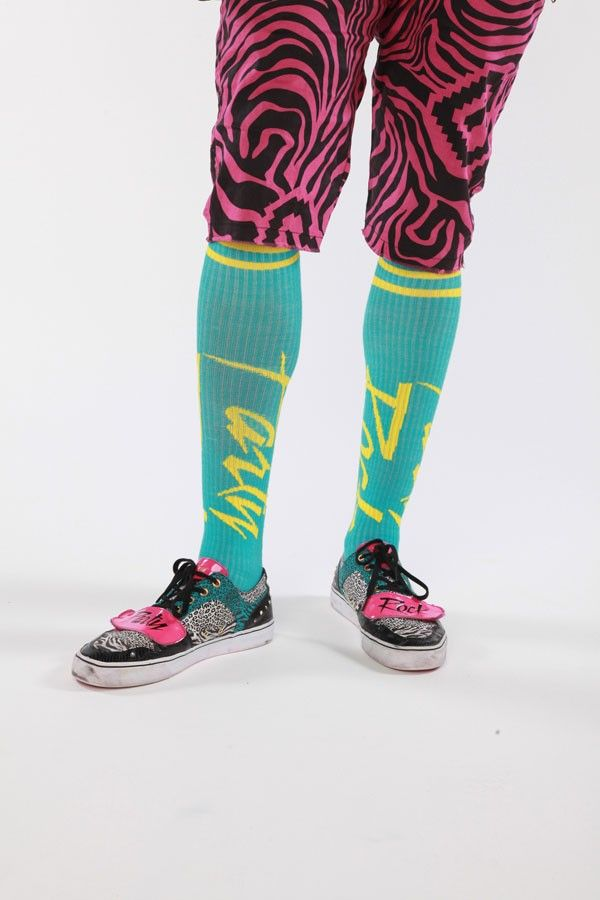 one day i'll buy it and i'll wear it for athletics competitions with spikes :*  it will be my new sport style.  i'll be originaly athlete.