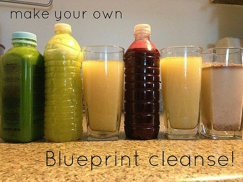 DIY juice cleanse recipes - same results as store bought but at half - fresh blueprint cleanse excavation recipes
