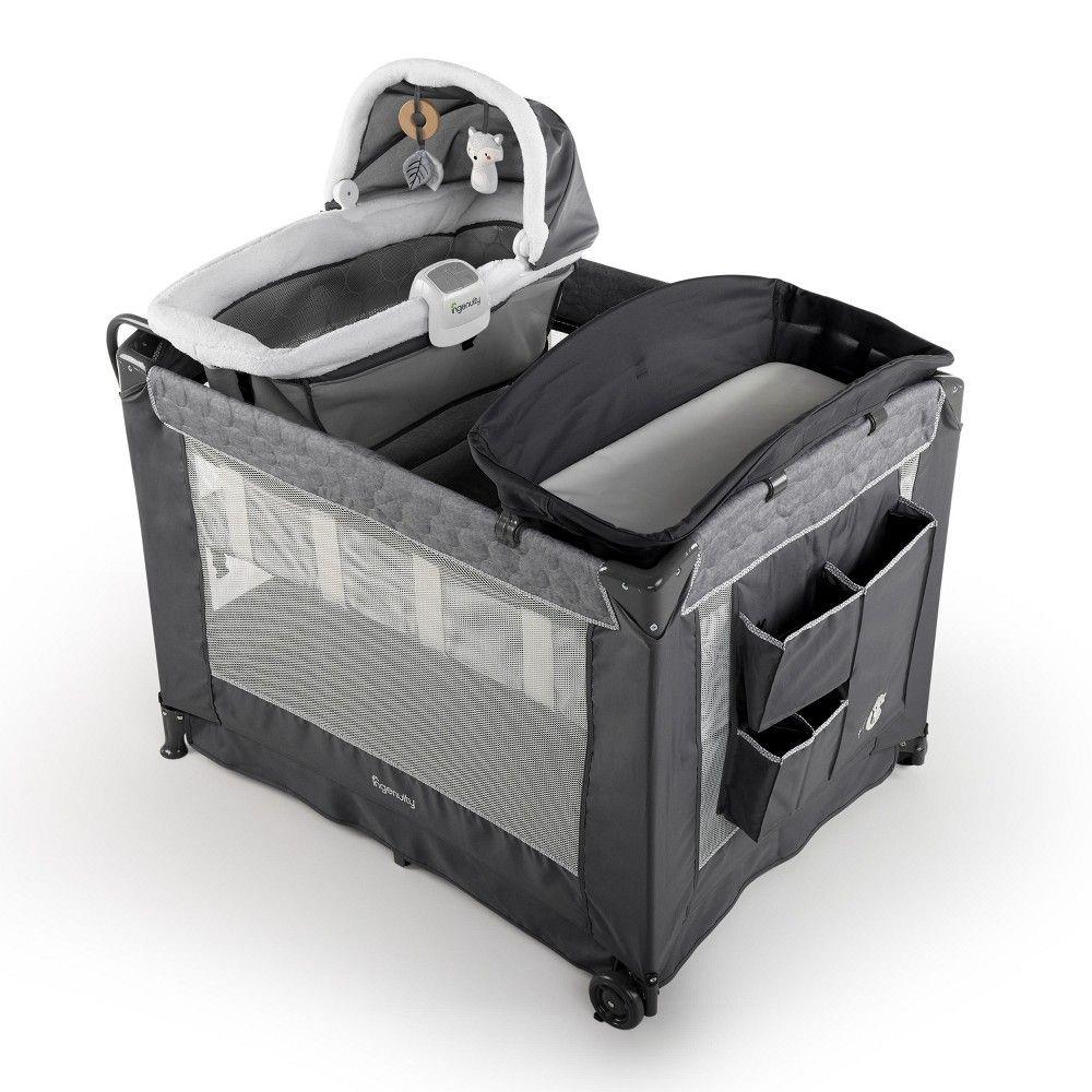 Ingenuity Dream Comfort Smart and Simple Playard ...