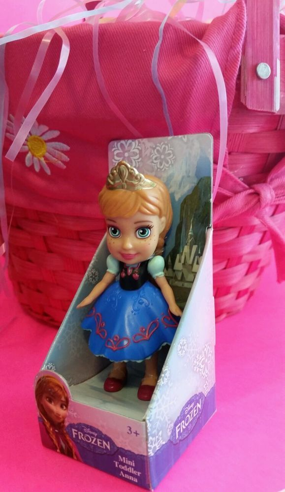 Anna My First Disney Princess 1 Mini Toddler Doll Elsa S