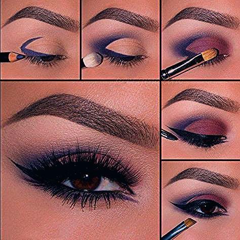 Photo of 20 Nacht Make-up-Ideen für die Augen, die Sie auf jeder Party umwerfend aussehen lassen