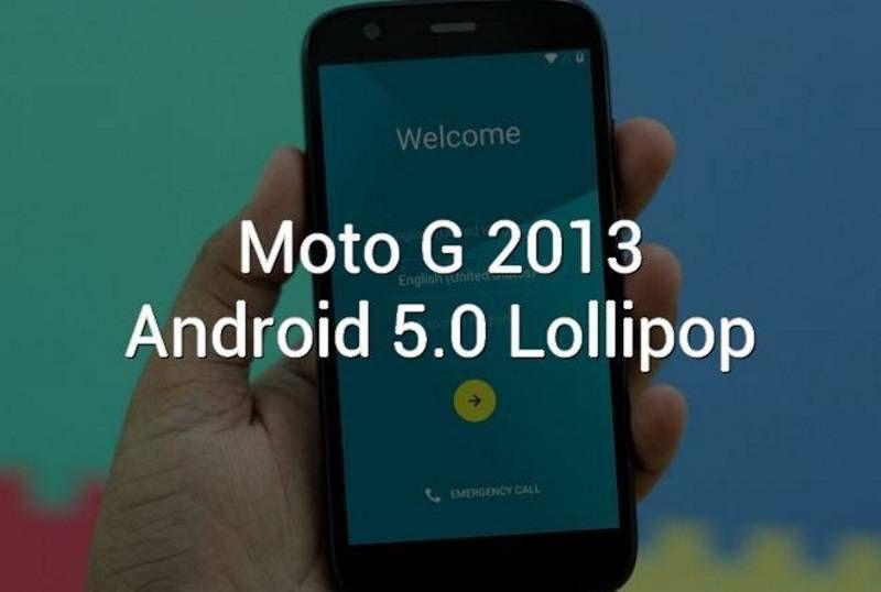 Moto G 2013 riceverà Lollipop a breve: ora è ufficiale  #follower #daynews - http://www.keyforweb.it/moto-g-2013-ricevera-lollipop-a-breve-ora-e-ufficiale/