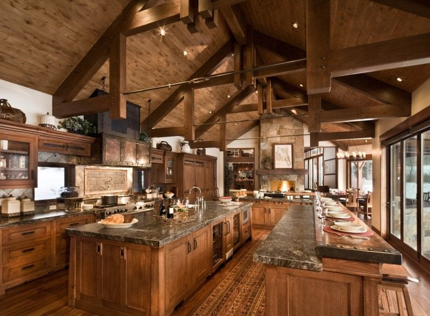 75 Incredible Rustic Kitchen Ideas Photos Rustic Kitchen
