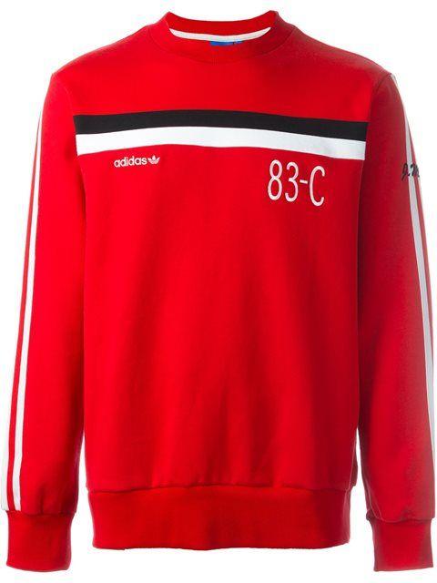73a4e6a2200c ADIDAS ORIGINALS  83-C  crew neck sweatshirt.  adidasoriginals  cloth   sweatshirt