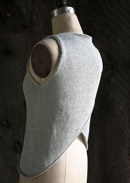 Sleeveless Tops Knitting Patterns Purl Soho Knitting Patterns And