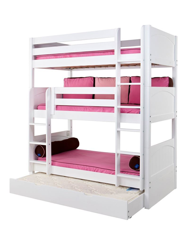 Stack 4 Kids In One Room Rooms In 2018 Pinterest Triple Bunk