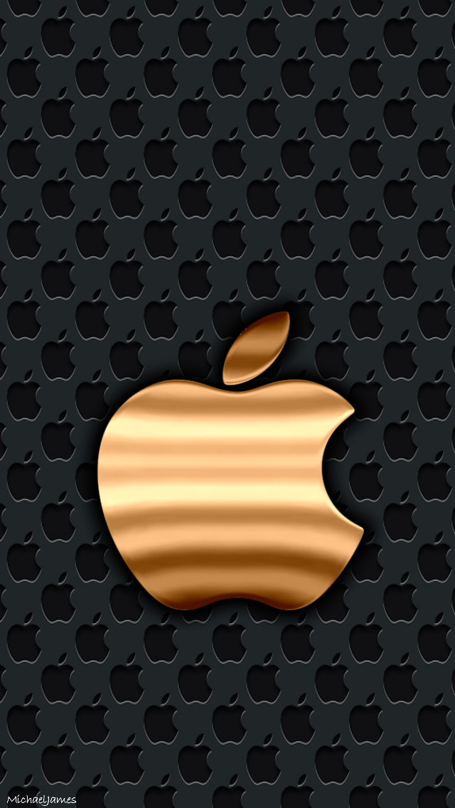 Golden Apple Apple Iphone 5s Hd Wallpapers Available For Free Download Apple Wallpaper Apple Logo Wallpaper Iphone Apple Iphone Wallpaper Hd