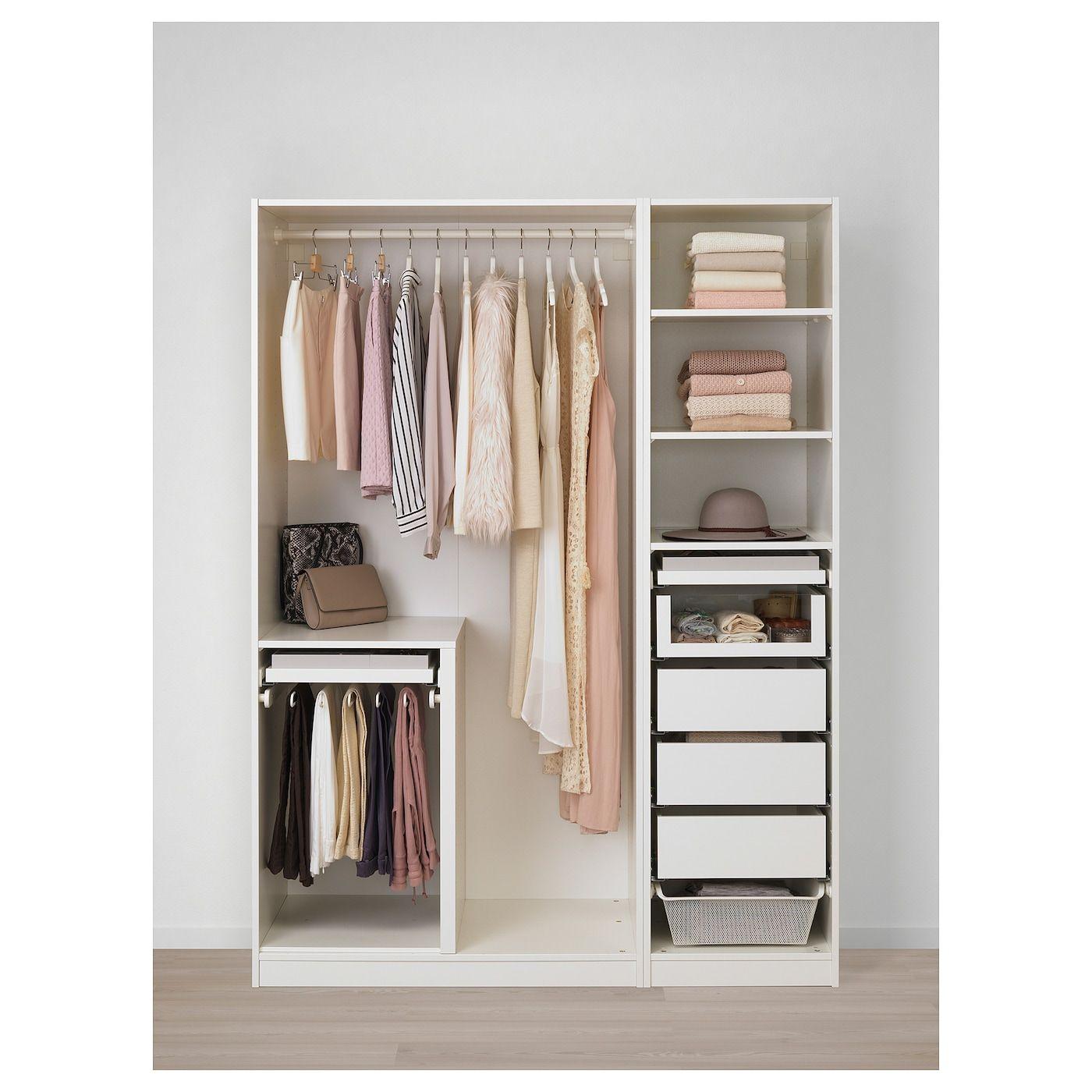 Pax Wardrobe White Tyssedal White 59x23 5 8x79 1 4 In 2020 Idees Gia To Ypnodwmatio Ntoylapa Ntoylapes