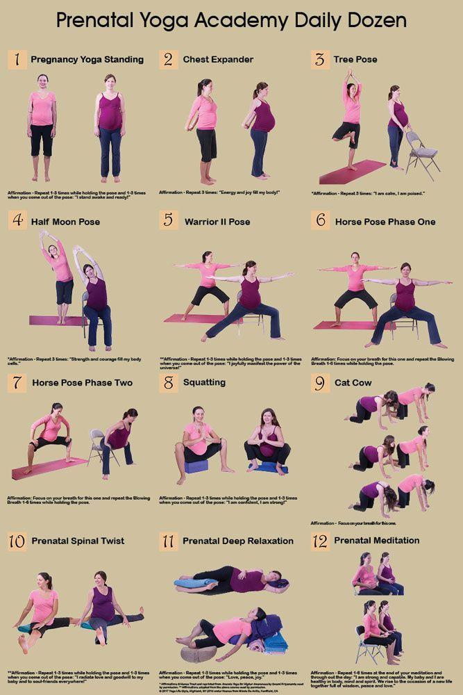53248035 Prenatal Sequence For First Trimester Prenatal Yoga Yoga Prenatal 53248035 Yoga Kehamilan Sehat Kehamilan Kebugaran