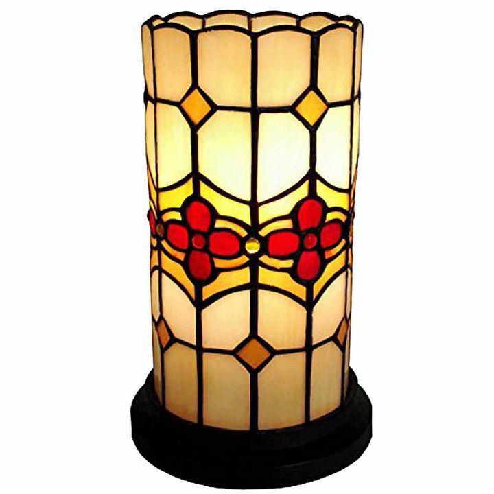 AMORA Amora Lighting AM088ACC Tiffany Style Floral MiniTable L& 10 Inches Tall  sc 1 st  Pinterest & AMORA Amora Lighting AM088ACC Tiffany Style Floral MiniTable Lamp 10 ...