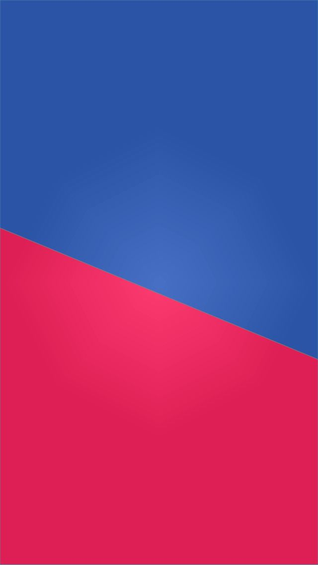 Blue/Red iPhone 5 wallpaper created by Danny Reyes ...