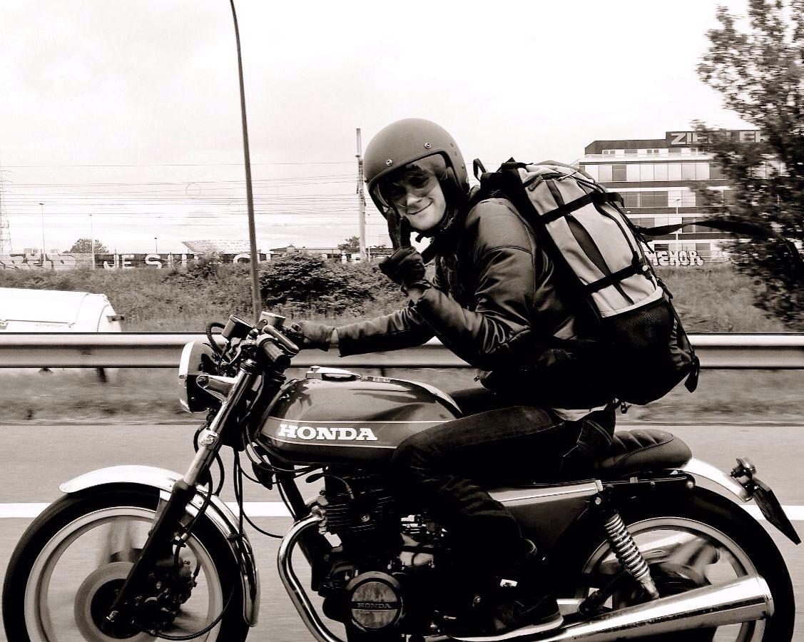 honda cb400n cafe racer - bing images | todo motos | pinterest