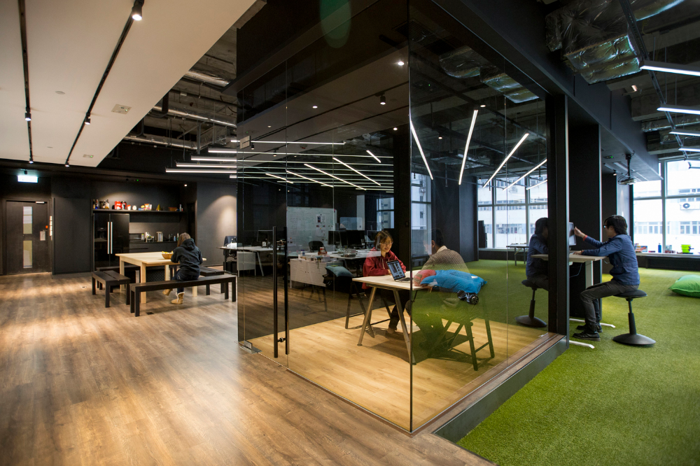 Gallery of 9GAG Office / LAAB Architects – 1
