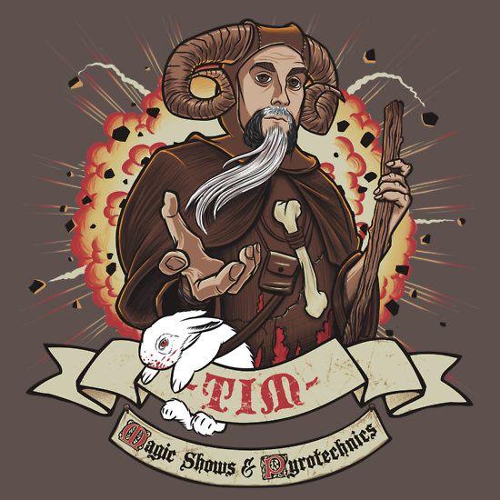 The Enchanter Essential T Shirt By Kgullholmen British Movies Monty Python Pop Culture Tee