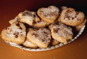 Spanish Christmas Cookies