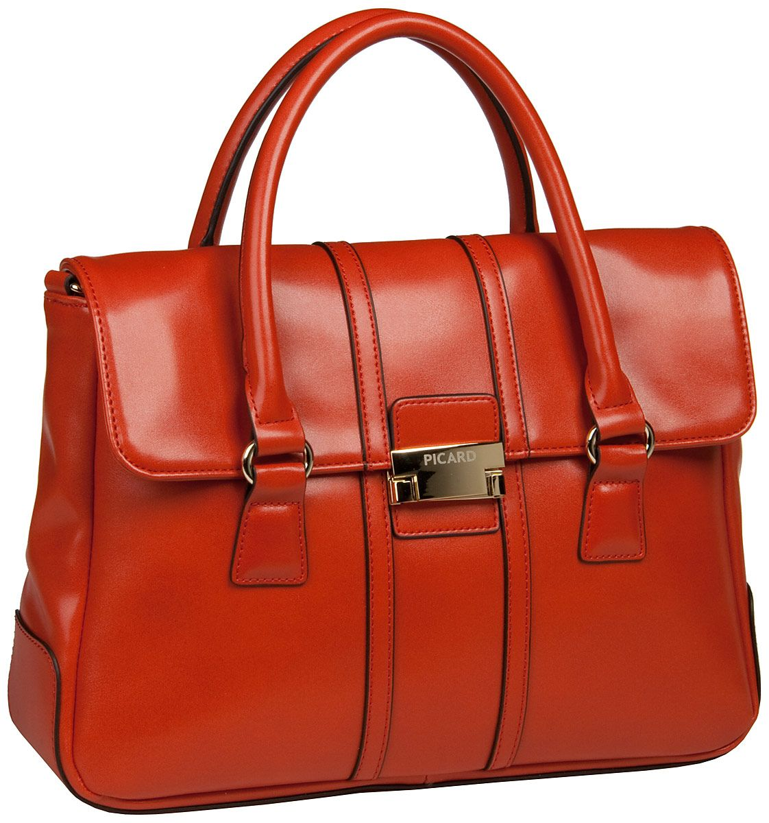 6eb4d54f81a86 Picard – Vanessa Handtasche Rot - Picard Vanessa Handtasche Rot Rote  Handtasche