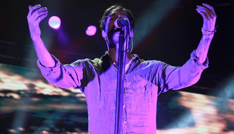 Los fanáticos de Incubus, vivieron una noche de rock inolvidable. #concierto #Incubus #musica
