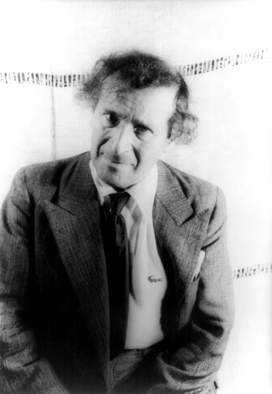 Marc Chagall  He was a RussianFrench artist associated with several major arti