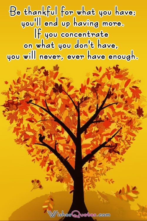 Thanks Giving Quotes For Friends